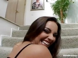 Nice ass donk - Nice ass lindsey fucked in the stair