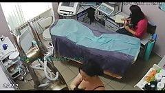 Скрытое видео, салон красоты, киска, задница, сиськи