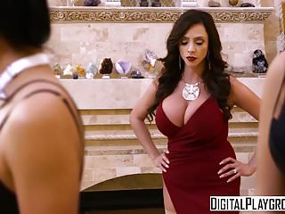 Blood vagina during sex Digitalplayground - blood sisters 4