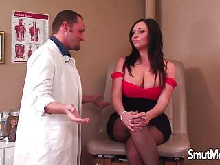 Doctors office porn video - Doctors office creampie