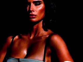 X big boobs - Diane guerro big boobs x-ray photoshoot