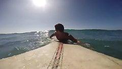 nude surfer