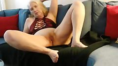 Hairy mature gets fucked