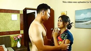 Indian Maid Pussy Fucked Hard And Creampied