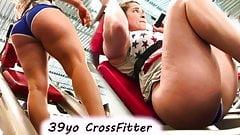 Pornstar Weightlifting - Booty Shorts
