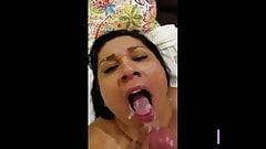 Amateur Cum In Mouth Compilation