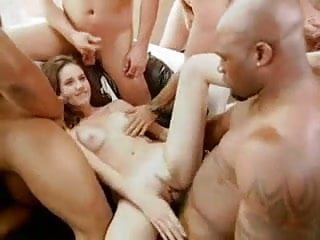 Gang bang outdoor - Gang bang girl30 part2