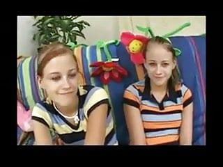 Twin teens fucking Cute twins suck fuck facial cumshot
