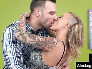 Dick cavett comic legends Big cock alex legend plows his dick in tattooed alexia vosse