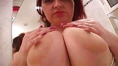 Lenka Huge Breasts Solo
