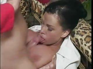 Poke hentai Mature pussy poking