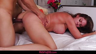 Karups - Busty MILF Ivy Secret Gets Her Pussy Fucked