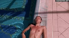 Руссака - сексуальная черноволосая русалка