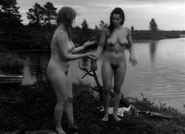 Lena Nyman  nackt