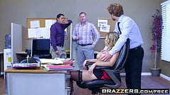 Brazzers - Big Tits at Work - Kagney Linn Karter and Michael