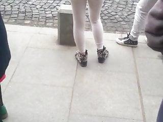 Hot romanian ass Spy hot ass and leggigns teens romanian