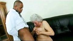 granny wanted a blck cock bad