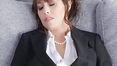 Valentine's day massage fuck with Alana Cruise