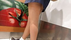 Bare Candid Legs - BCL#241