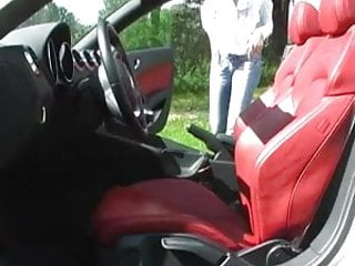 Fat girl vids tgp Girl-meets-car vid - shes a squirter