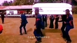 Funny Coffin Dance