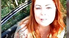 Schöne schöne Tammy Jean ist so heiß und geil im Freien Teil 3