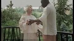 WHITE MAID FUCKS BLACK SLAVE EDIT 1