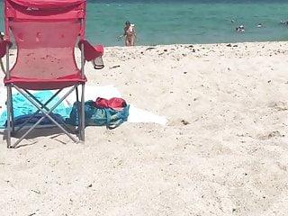 Haulover sex Haulover naturist beach voyeur - 06