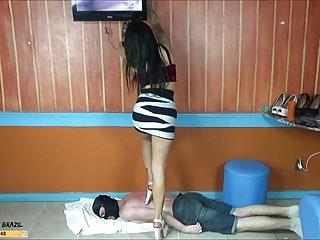 Latifa brazil fetish - Trample and jump cruel lady stepany girls fetish brazil