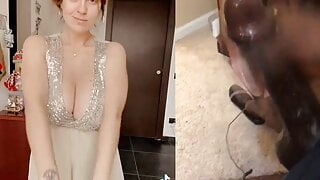 Mady desires a thick bbc babecock