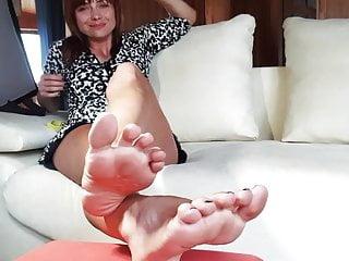 Russian foot jobs Russian foot goddess