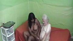 Mmmmm Butterscotch Pussy !!! : Nilou Achtland & Benny