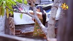 Srilankan actress udari warnakulasooriya hot bath scene