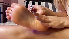 Turkish Feet Soles