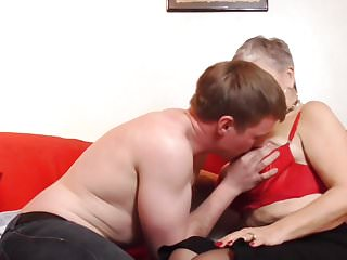 Teenagers boys having sex Boy having sex with busty british granny