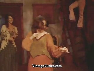 Late bottled vintage - Late night topless ladies dance 1960s vintage