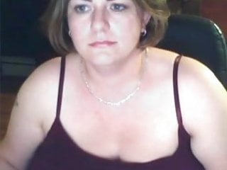 Boob bangeroo 18 Solo 18 attractive chubby milf showing big natural boobs