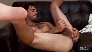 tommylads fantastic sexy hairy wanker full load