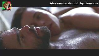 Alessandra Negrini - Abismo Prateado - lioncaps 16-04-2020