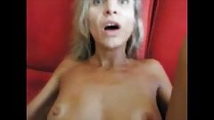 Hot skinny milf anal fucked by bbc get facial
