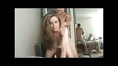 wife love to be cuckold in front of hubby