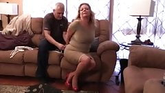 Karen Summers tied up and gagged
