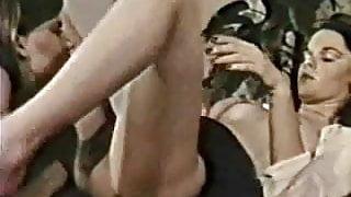 Terri Dolan and Misty Knight lez scene (1980)