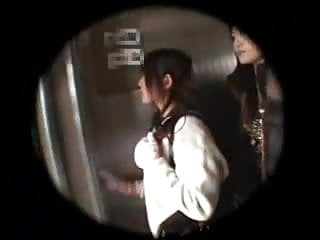 Granny public handjob elevator Teengirl first lesbian sex in elevator 1