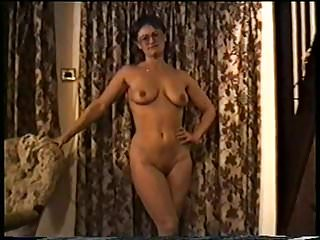 Vintage mature clips - Just some old clips of yvonne naked