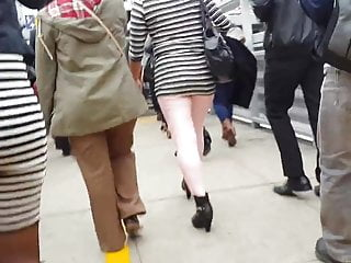 Mistress taylor sexy walk - Dress sexy walk