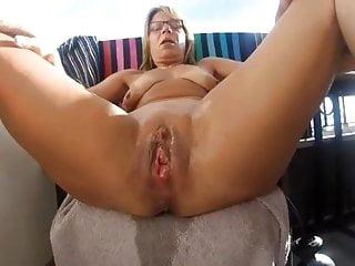probation officer butt naked