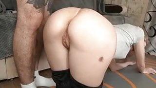 Rough sex, deep and hard