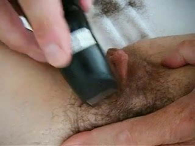 Trimming your pussy