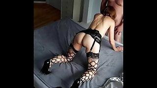 Wife happy sucking cocks